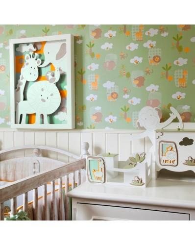 Papel de parede Bobinex Bambinos 3303