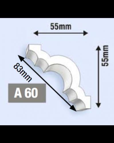Roda Teto / Roda Meio A60 Multiuso